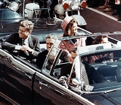 Президент Джон Кеннеди был убит 22 ноября 1963 года в Далласе