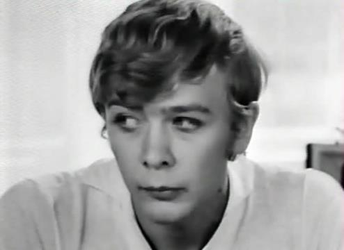 Сергей Проханов в юности