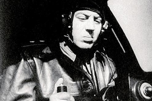 Василий Сталин - военные годы