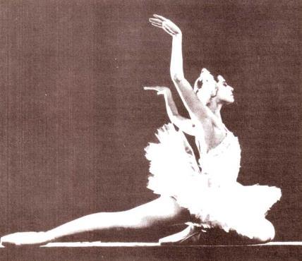 Агния Барто в балете