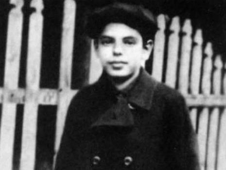 Аркадий Райкин в детстве