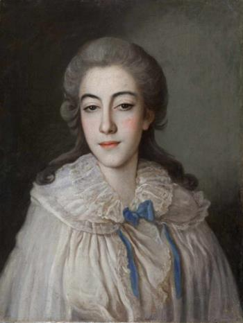 Екатерина Бибикова супруга Кутузова.