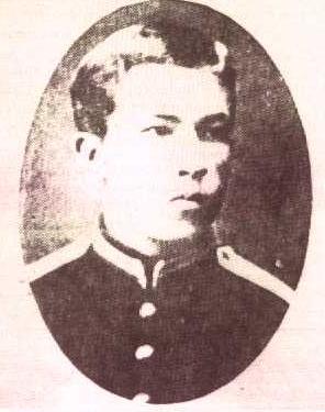 Кадет Лавр Корнилов