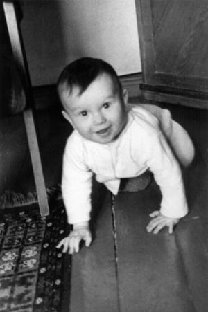 Сережа Наговицын в детстве