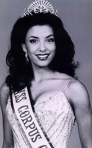 Юная Шэрон получила титул «Мисс Кроуфорд»