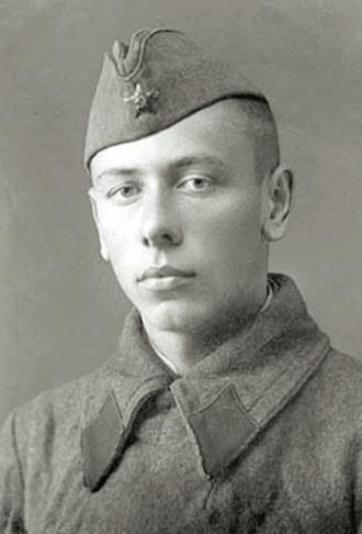 Анатолий Папанов в годы войны