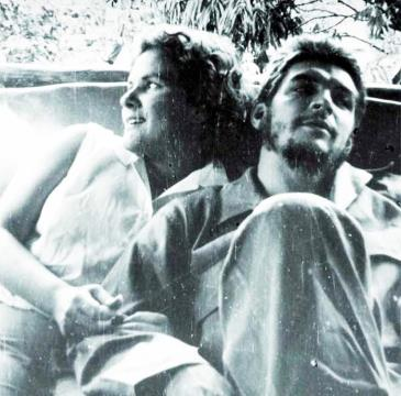 Че Гевара и Алейда Марч