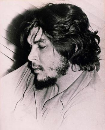 Че Гевара в молодости