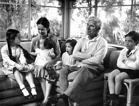 Семья Чарли Чаплина
