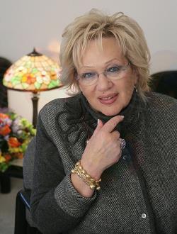 Галина Волчек биография личная жизнь семья муж дети  фото