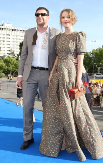 Фото с свадьбы ксении собчак и максима виторгана