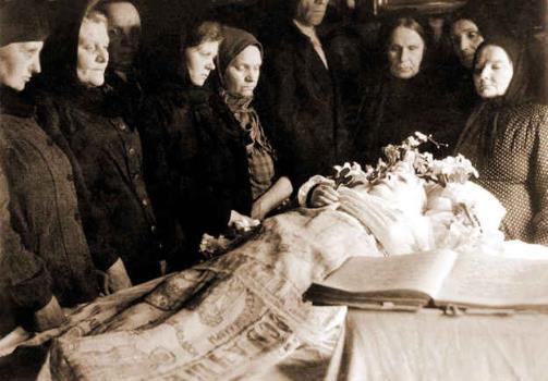 Матрона предсказала свою смерть за три дня. Блаженная старица ушла в мир иной 2 мая 1952 года
