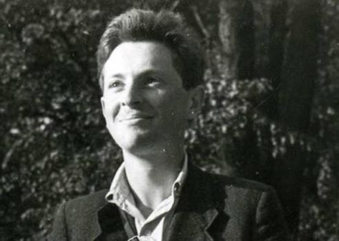 Иосиф Бродский в молодости