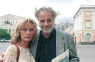 Наталья Андрейченко и Максимилиан Шелл: Любовь на два континента