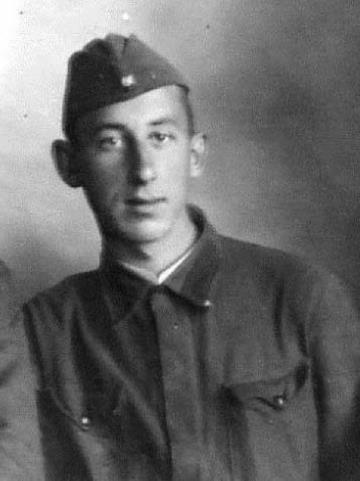 Владимир Басов в начале войны