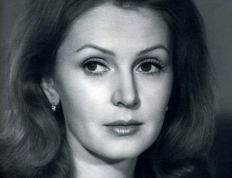 Последняя жена Басова Валентина Титова