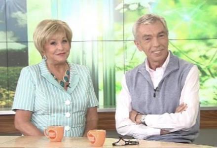 Ангелина Вовк с Юрием Николаевым