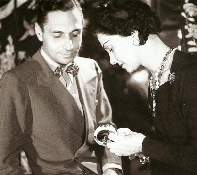 Коко Шанель с Артуром Кейпелом