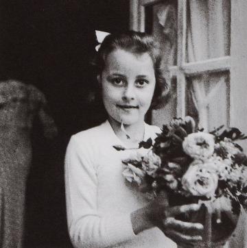 Коко Шанель в детстве