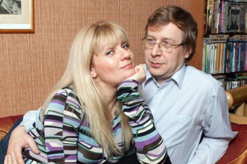 Анна Ардова и Александр Шаврин