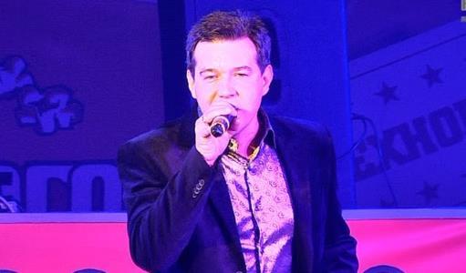 Сергей Чумаков на сцене