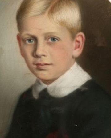 Андерсен в детстве