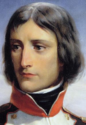Наполеон Бонапарт в молодости
