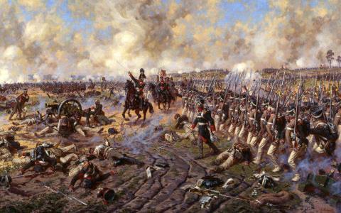 Бородинское сражение 1812 г.