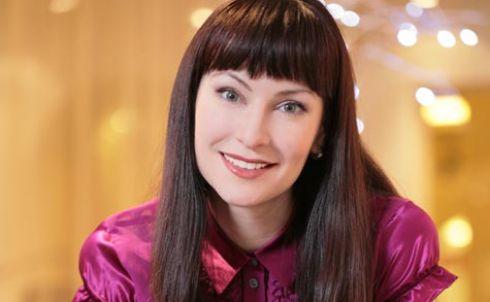 Нонна Гришаева в молодости