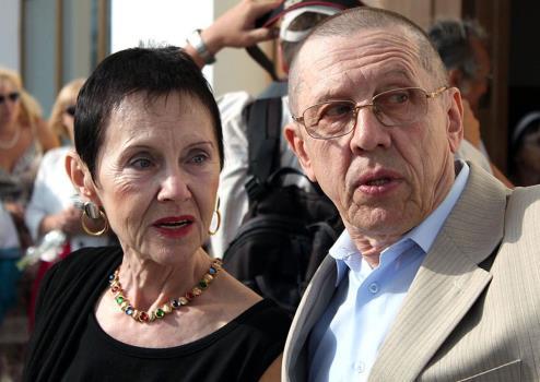 Тамара и Валерий Золотухины
