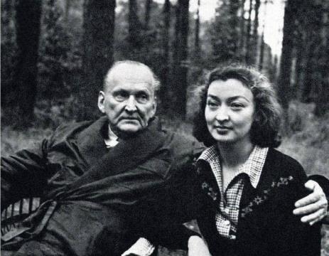 Александр и Лидия Вертинские