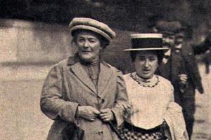 Клара Цеткин и Роза Люксембург. 8 Марта история, праздника, фото, биография