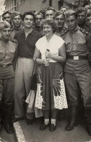 Любимов и Целиковская