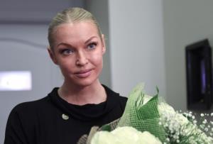 Анастасия Волочкова - девушка с характером