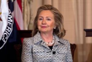 Хиллари Клинтон - гонки по вертикали