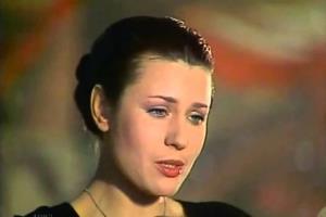 Валентина Толкунова - биография, фото, личная жизнь, сын певицы