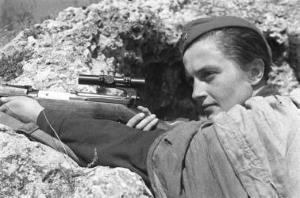 Людмила Павличенко - женщина снайпер: биография, фото, личная жизнь
