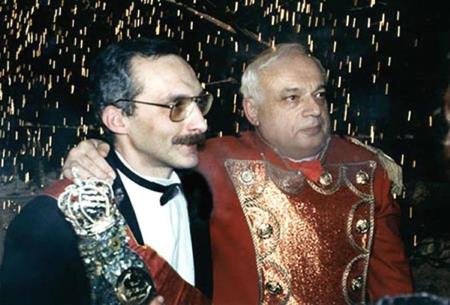 Владимир Ворошилов и Александр Друзь