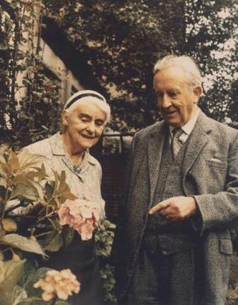 Рональд и Эдит прожили вместе всю жизнь