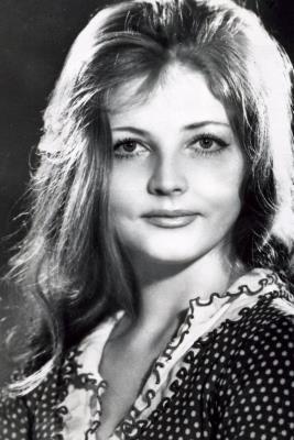 Ольга Науменко в молодости