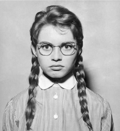 Брижит Бардо - детские годы