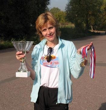 Сестра Родченкова Марина