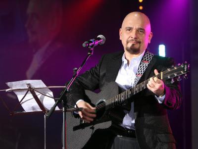 Сергей Трофимов на сцене