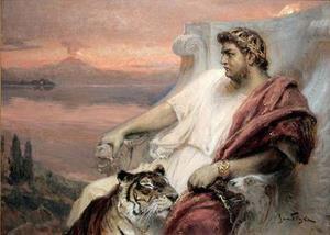Нерон - биография, фото, личная жизнь, жёны, правление императора