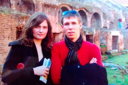 Алексей Панин и Юлия Юдинцева
