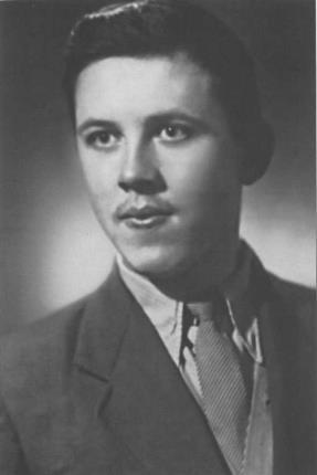 Валерий Золотухин в молодости