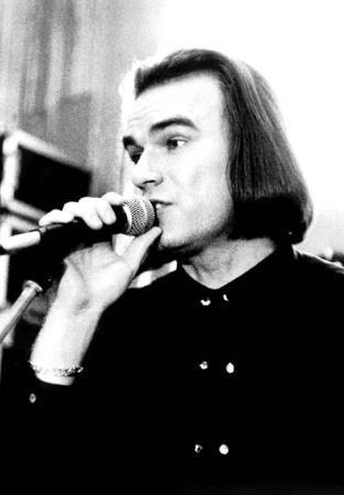 Сергей Мазаев в годы своей юности