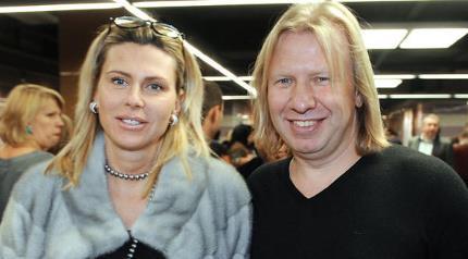 Виктор Дробыш и Елена Стюф