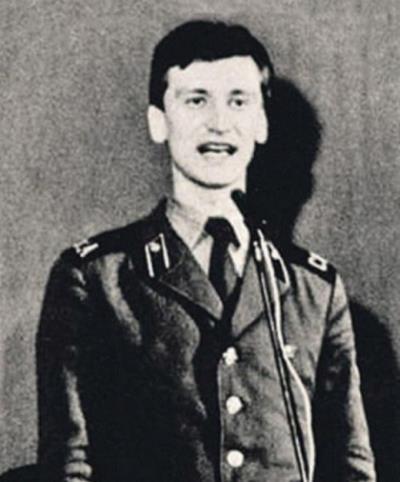 Сергей Пенкин в Армии