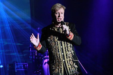 Сергей Пенкин на сцене